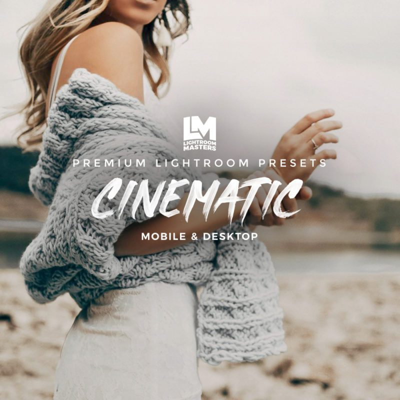 Cinematic Lightroom Presets V1