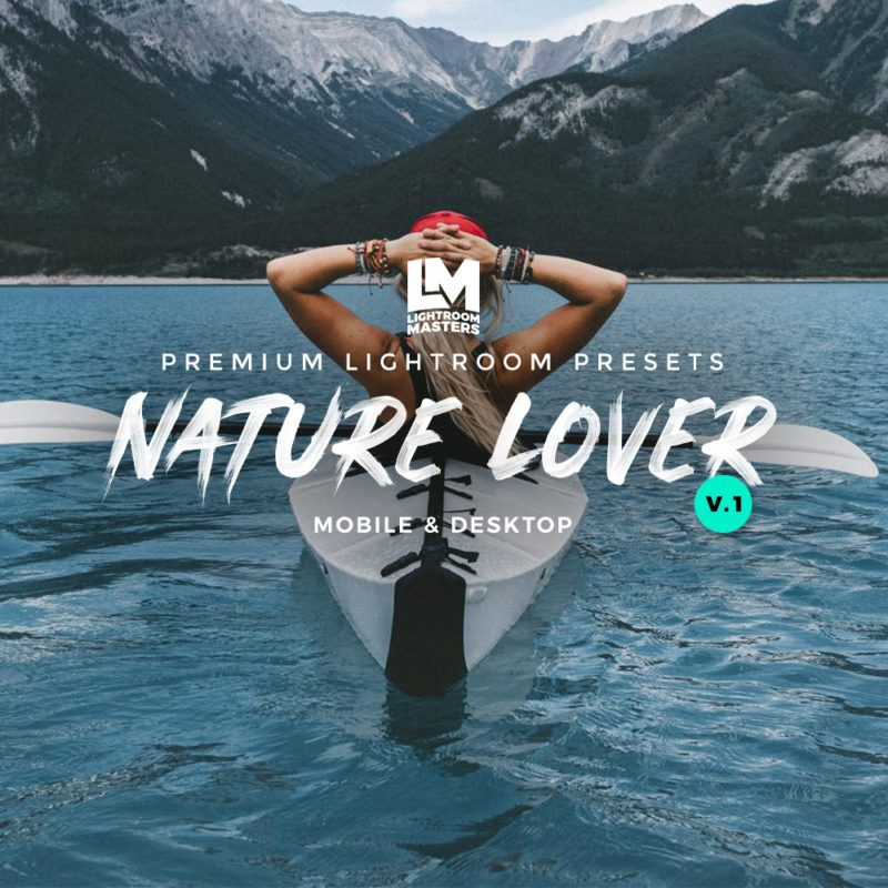 Nature Lover Lightroom Presets V1