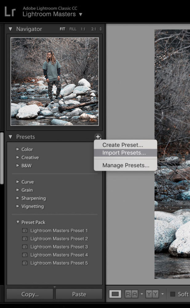 Install Lightroom Presets - How to import to iPhone, android
